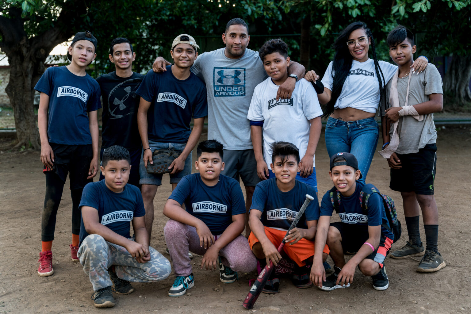 The Airborne Tri Team: Operation Nicaragua 2021 by Thomas Hengge.