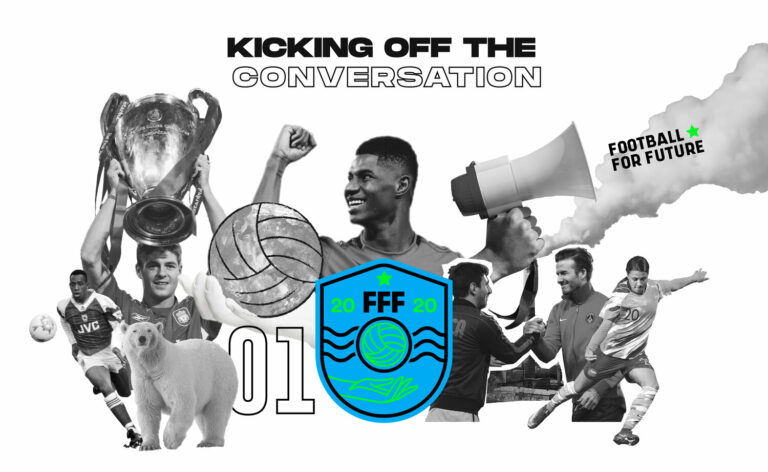 Sustainability in English Football: Kicking Off The Conversation.