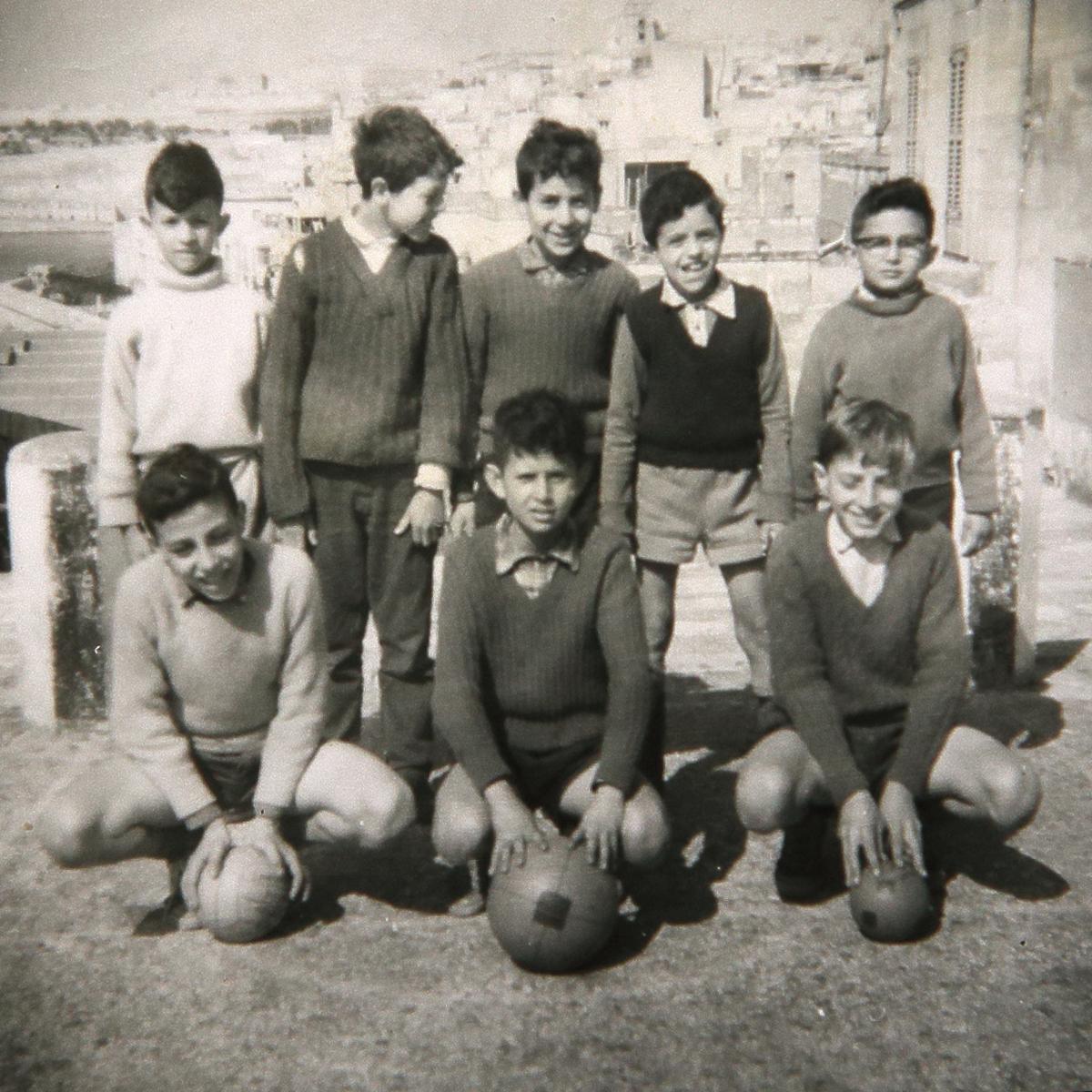 Photo: Archives Domenic Aquilina