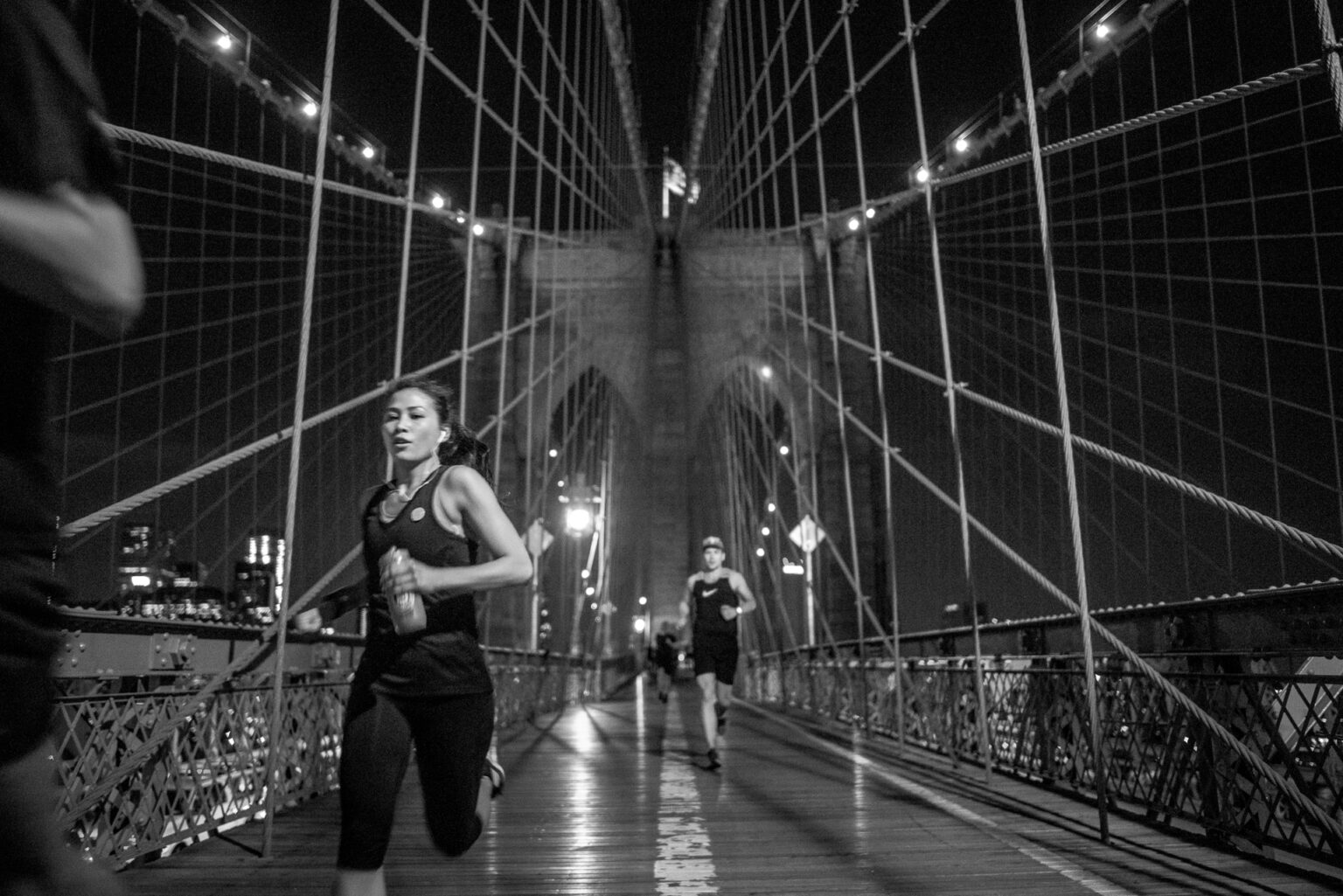 """""""How athletes perform and train, they essentially create reality"""" An Interview with photographer, Paulsta."""